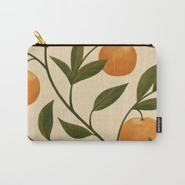 Lucky Tangerines Carry-All Pouch