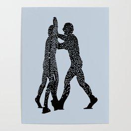 Molecule Man Poster