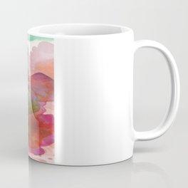 Kerouac Watercolour: Coffee Mug