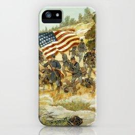 The Twentieth Maine iPhone Case