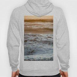 Coral Ocean Sunset Hoody