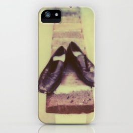 Walk this Way iPhone Case