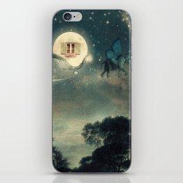 Moon Dream iPhone Skin