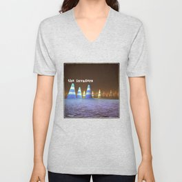 Gang of Cones  - The Invaders Unisex V-Neck