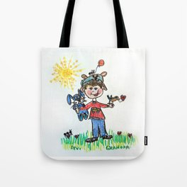 :: You Are My Sunshine :: Tote Bag