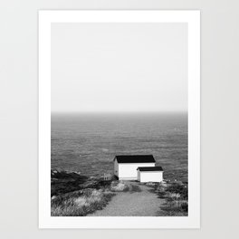 Cape Spear Lighthouse No.1 Art Print