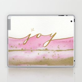 Joyful Holiday Laptop & iPad Skin