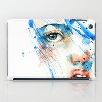 blues iPad Cases featuring Blues by Jenny Viljaniemi