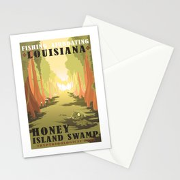 CPS: Honey Island, LA Stationery Cards