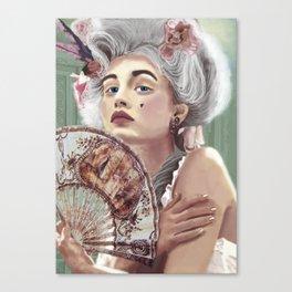 """""""Je Ne Regrette Rien"""" Canvas Print"""