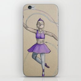 Strength and Grace iPhone Skin