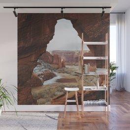 Window Rock Wall Mural