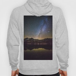 Galaxy Behind the Mountain Hoody
