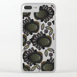 Gemstones 4 Clear iPhone Case