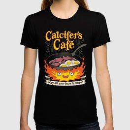 Calcifer's Cafe T-shirt