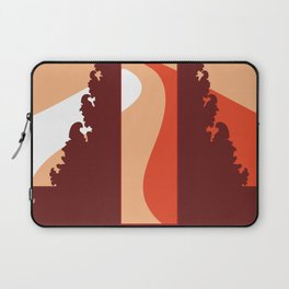 Temples of Bali Laptop Sleeve