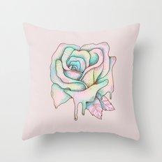 Still Beautiful Throw Pillow