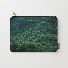 Lush Green Forest. Nature Photography. Carry-All Pouch