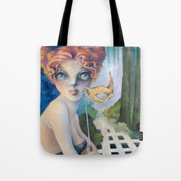 The Masquerade, Lucia Tote Bag