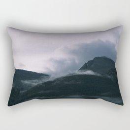 Cloud Collision - Silverton CO Rectangular Pillow