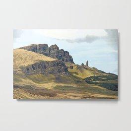 The Sanctuary of Skye. Metal Print