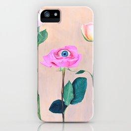 Beauty is in the Eye iPhone Case