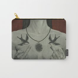 Well behaved Carry-All Pouch