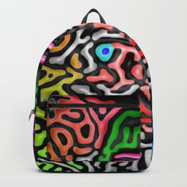 Colors, black, and me ... Backpack