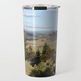 Mt Barrow -Tasmania Travel Mug