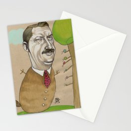 Mr Beever Stationery Cards