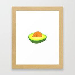 Avocatto - Alternate Framed Art Print