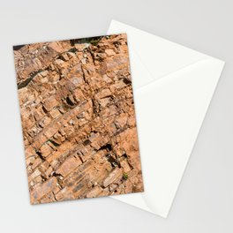 Franciscan Cherts geological formations natural pattern Stationery Cards