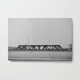 Almost Metal Print