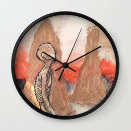 Relentless Splinters I Recall Wall Clock