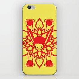 LOTUS HOLIC iPhone Skin