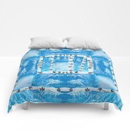 No Fences Pattern Comforters