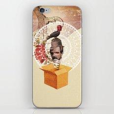 Jack Box  iPhone & iPod Skin