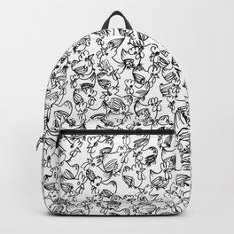 Hundreds Of Hens Backpack