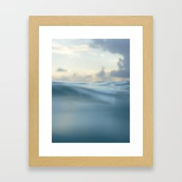 Tropisea Framed Art Print