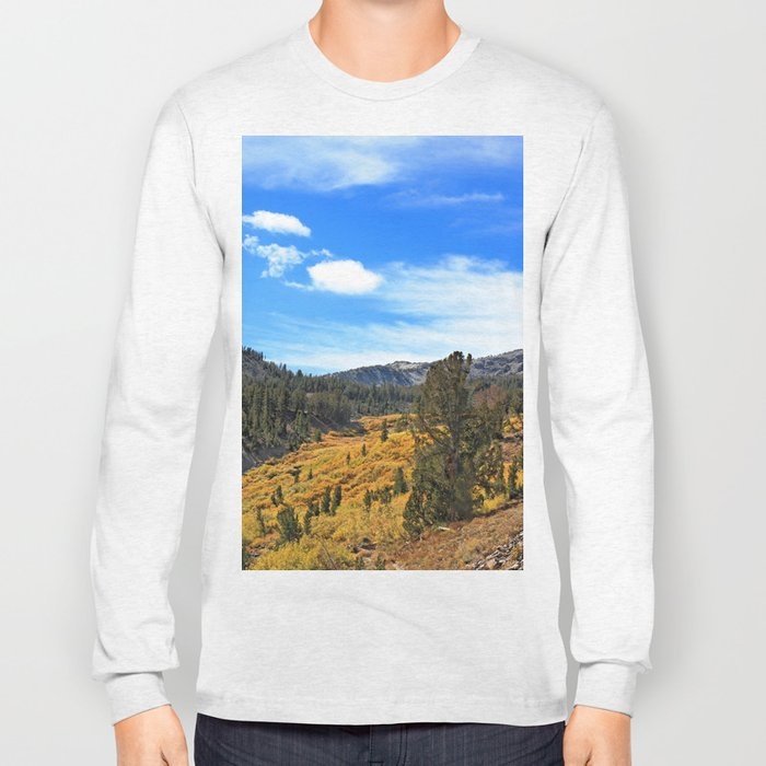Mt Rose Long Sleeve T-shirt