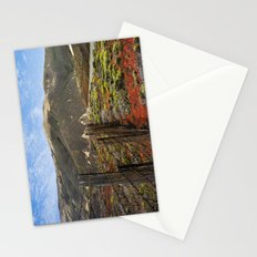 Big Sur Mountains Stationery Cards