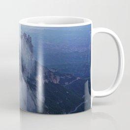 Montserrat Mountain Coffee Mug