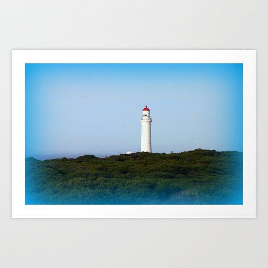 Port Nelson Lighthouse Art Print
