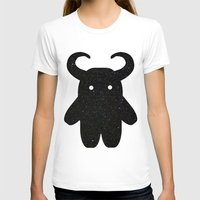 taurus T-shirts featuring Taurus by Leandra Lilly Dreyer
