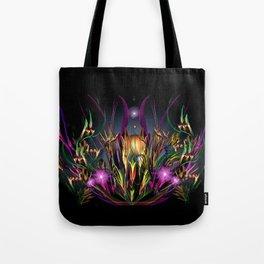 Art Deco Lullaby Tote Bag