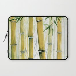 Bamboo Trees Laptop Sleeve