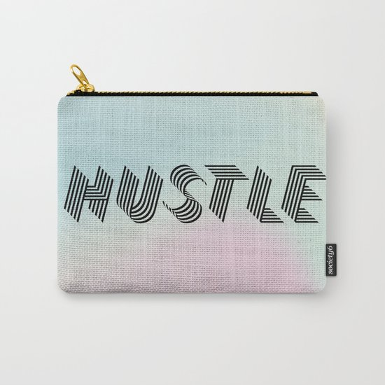 Hustle Gradient (everyday 6/365) Carry-All Pouch