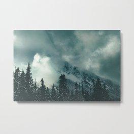 Mountain Majesty Metal Print