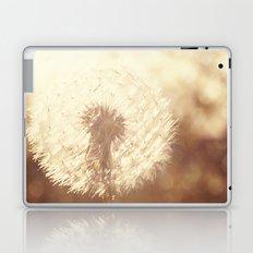 Dandelion Sunset Laptop & iPad Skin