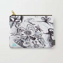 THE WORLD OF FAIRIES Carry-All Pouch